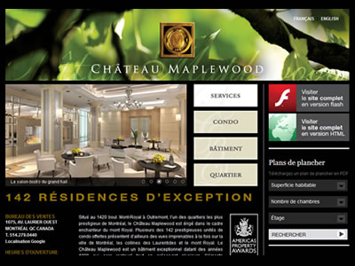 Chateau Maplewood