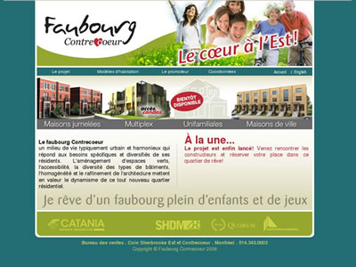 Faubourg Contrecoeur